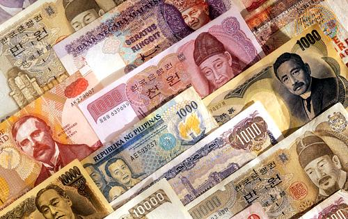 Какие деньги в разных странах мира