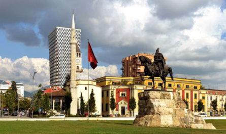 Тирана (Албания)