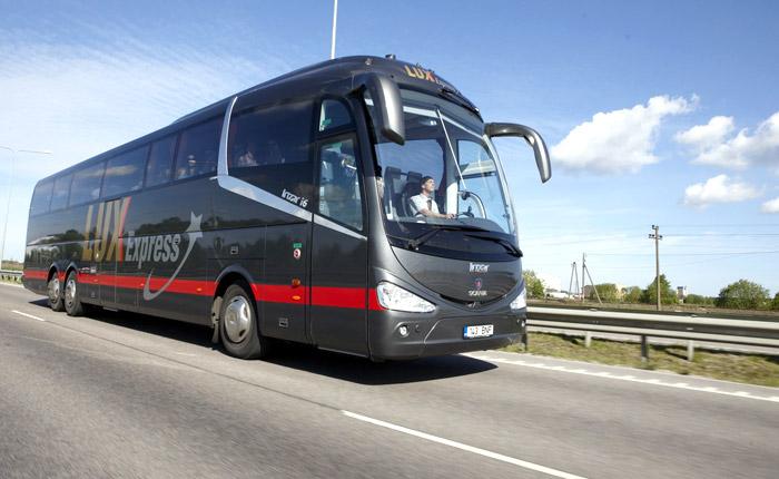 Возобновляется автобусный маршрут Санкт-Петербург — Минск